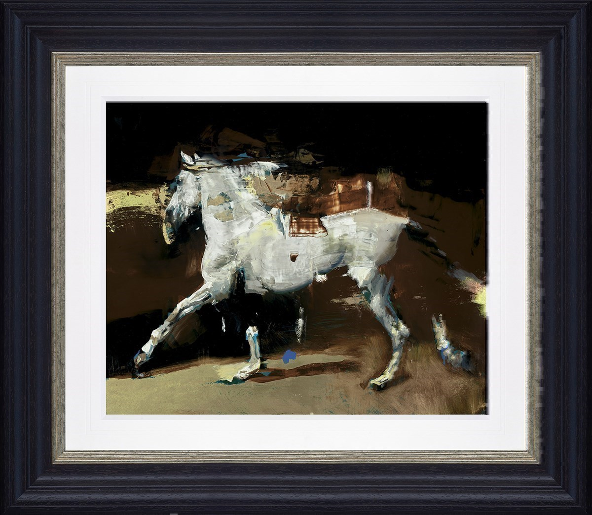 Arabian VI by Christian Hook - Paper Edition sized 17x14 inches. Available from Whitewall Galleries